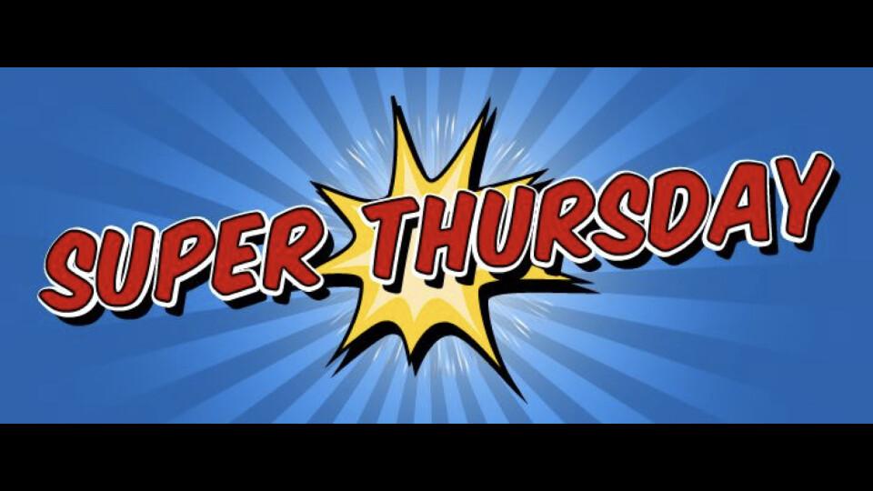 Kids' Super Thursday